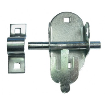 CROMPTON 4A OVAL PADBOLT PRE-PACKED