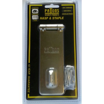 PATON H4 SAFETY HASP 135MM