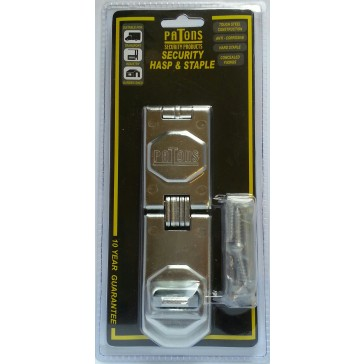 PATON H7 SINGLE HINGED HASP 155MM