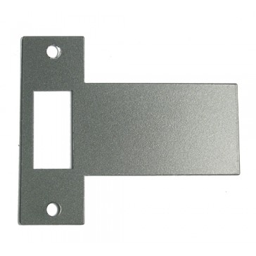 YALE LONG TAB STRIKE PLATE