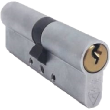 ABS PIONEER 1* BS EURO CYLINDERS DUAL FINISH