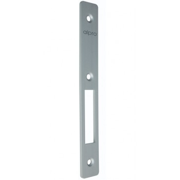 ALPRO 52FP1821/2 FACEPLATE FOR SCREW IN HOOK & DEAD BOLT CASES