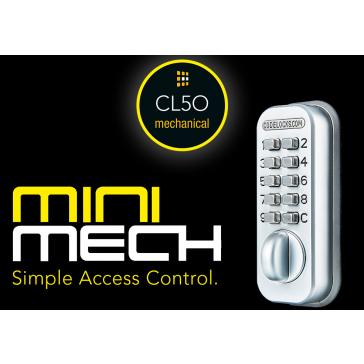 CODELOCK CL50 SG MINI MECH DIGITAL LOCK