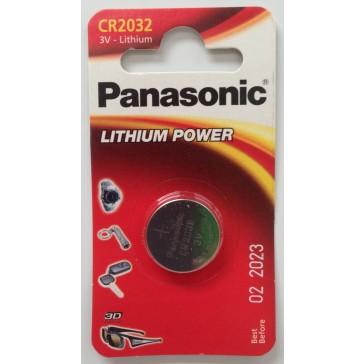 PANASONIC CR2032 BATTERY (SINGLE)