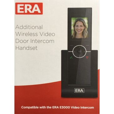 ERA E3000HSC HANDSET ONLY FOR E3000 VIDEO INTERCOM