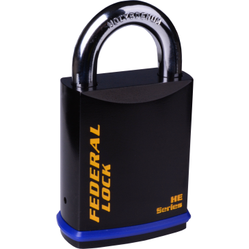 FEDERAL PADLOCKS FOR HALF EURO CYLINDERS, FD730EUX & FD740EUX