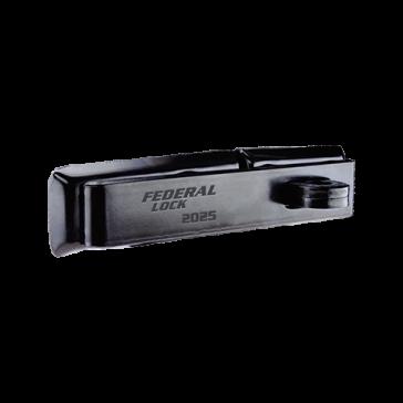FEDERAL HASP FD2025 185MM - BLACK