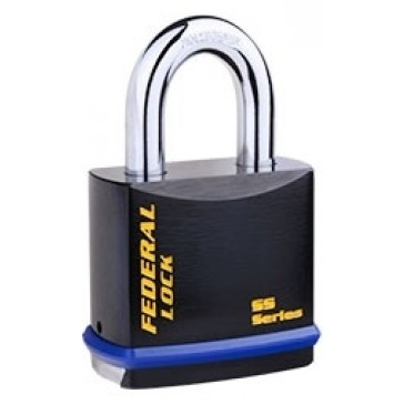 FEDERAL FD720SL PADLOCK 54MM - NON KEY RETAINING