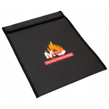 FIRE RESISTANT DOCUMENT WALLET