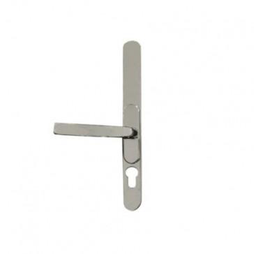 FLEXI UPVC DOOR HANDLE CHROME