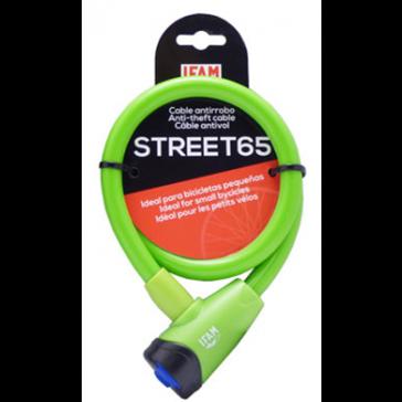 IFAM STREET65 BIKE CABLE LOCK 650MM X 10MM