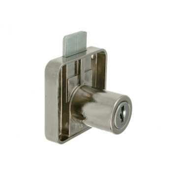 BATON RIM CUPBOARD LOCK OFFSET NOZZLE KEYED ALIKE