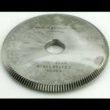 CYLINDER CUTTER (MC003) FOR MANCUNA KEY MACHINE