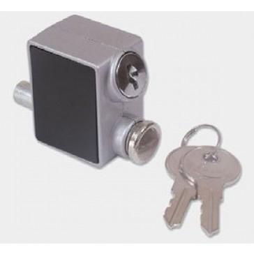 PATON PD145 PATIO LOCK SILVER