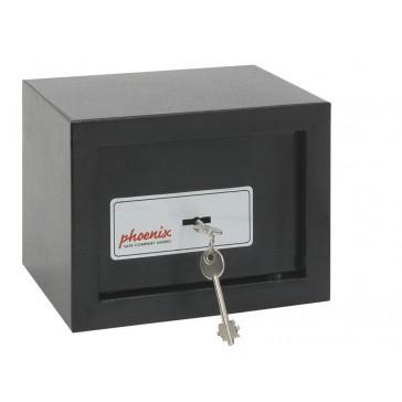 PHOENIX SS0721K COMPACT HOME / OFFICE SAFE - KEY LOCKING