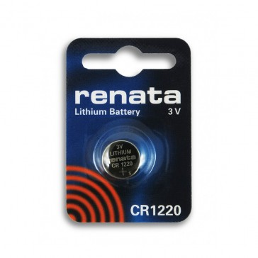 RENATA CR1220 BATTERY (SINGLE)
