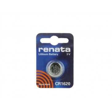 RENATA CR1620 BATTERY (SINGLE)
