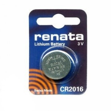RENATA CR2016 BATTERY (SINGLE)
