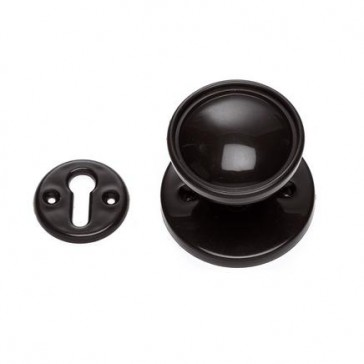 KNOB FURNITURE FOR RIM / MORTICE LOCKS
