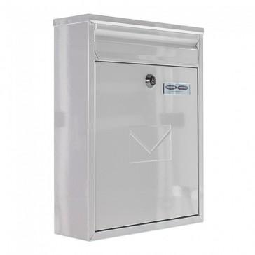 ROTTNER COMO POST BOXES (WHITE / SILVER / INOX)