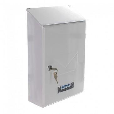 ROTTNER PISA POST BOX WHITE
