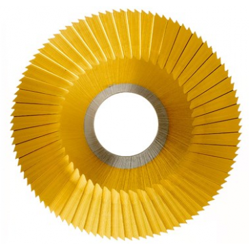 MORTICE CUTTER - SIDE & FACE (SC011 GOLD or CW1106T) TiN COATED FOR SILCA LANCER MACHINE