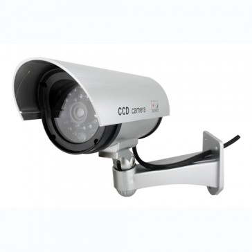 DUMMY INFRARED CCTV CAMERA (INDOOR / OUTDOOR) - SMALL