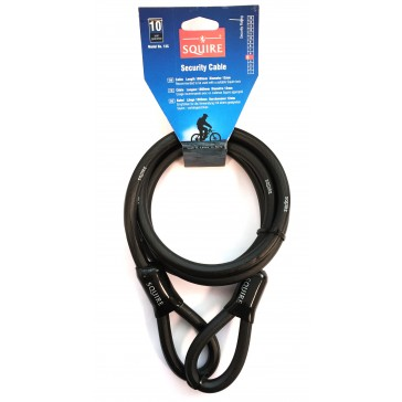 SQUIRE SECURITY CABLE (1800MM LONG)