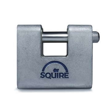 SQUIRE DEFENDER DFAW ARMOURED ANVIL PADLOCKS
