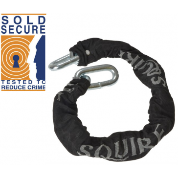 SQUIRE STRONGHOLD SOLD SECURE CHAIN 8MM / 10MM LINKS