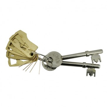 UNION 2134 LEVER SET & KEYS