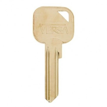 VERSA 6 PIN CYLINDER GENUINE KEY BLANK
