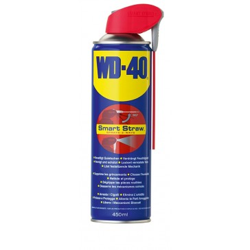 WD40 450ML SMART STRAW