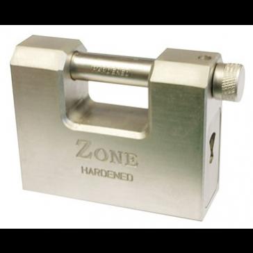 ZONE 790/84/SCP SOLID STEEL EURO PROFILE PADLOCK BODY
