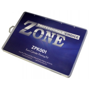 ZONE ZPK001 CYLINDER PINNING KIT
