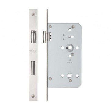 ZOO ZDL7260LLSS (LIFT TO LOCK) BATHROOM LOCK CASE ONLY - SQUARE FOREND