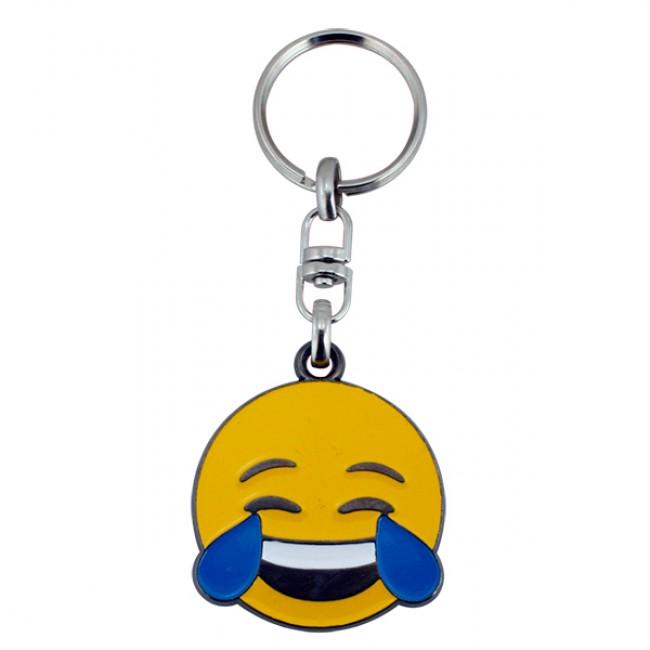 Emoji Enamel Key Rings Supplies For Locksmiths