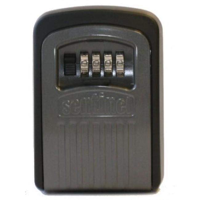 Sentinel Dial Combination Key Safe PL968