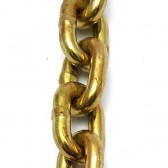 ENFIELD THROUGH HARDENED CHAIN GOLD FINISH 8MM X 30MTR