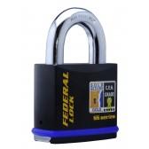 FEDERAL FD740 PADLOCK 70MM - SOLD SECURE GOLD - CEN5