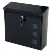 G2 AIRE POST BOX BLACK