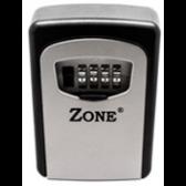 ZONE DIAL COMB KEY SAFE VISI