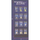 ZONE PADLOCK DISPLAY BOARD (INC 32 PADLOCKS)