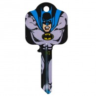 HD UL2 DC COMICS KEY BLANK CLIP STRIP
