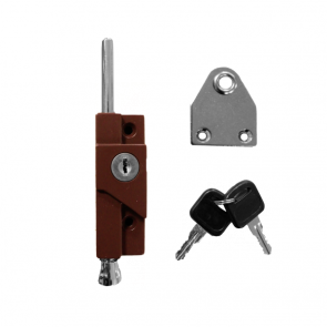 MULTI PURPOSE BOLT (8K116 TYPE) BROWN (BAGGED)