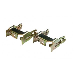 ALPRO 5211 MOUNTING CLIPS FOR ADAMS RITE TYPE LOCKS