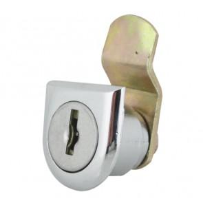 BUDGET 'D' SHAPED POST BOX CAM LOCK (DAD TYPE)