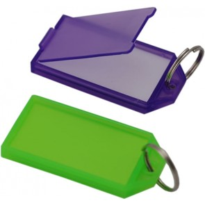 KLICK TAGS LARGE - ASSORTED COLOURS