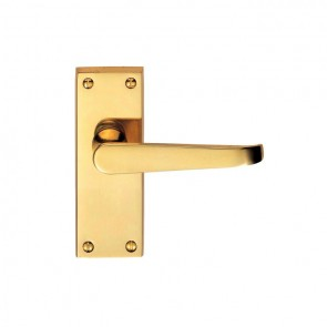 ECLIPSE LATCH FURNITURE BRASS VISI