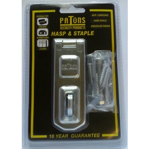 PATON H6 SAFETY HASP 100MM